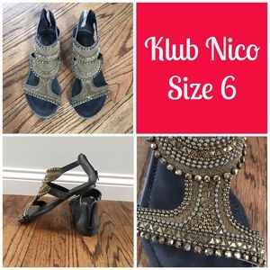Shoes - Klub Nico Glam Sandals
